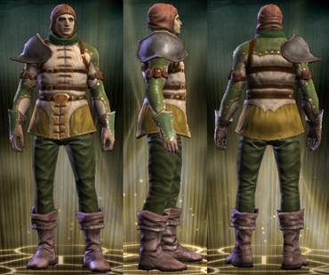 Renegade's Set Male