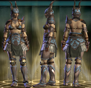 Brigand's Set Female