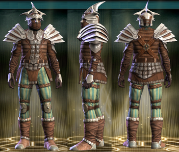 Ravager's Set Male