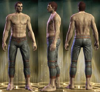 Mastermind's Legs Male