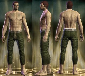 Prodigy's Legs Male