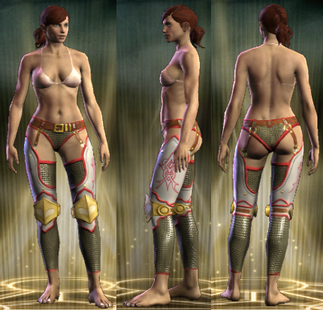 GRT Chain Legs Female