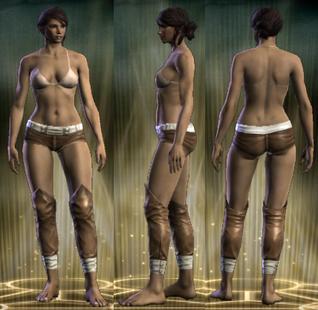 Acolyte Legs Female