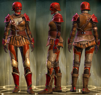 Soothsayer's Set Female
