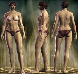 PvP R4 Chain Legs Repudiator Female