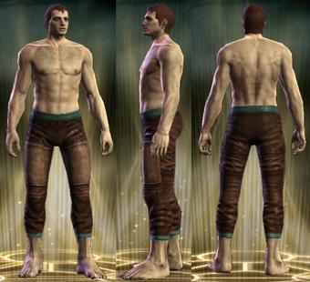 Heretic's Legs Male