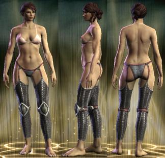Damon's Legs Female