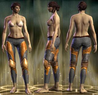 ED Chain Legs Female