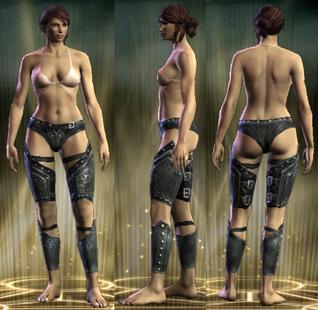 DRT Leather Legs Female