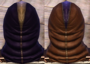 Leather Purple Dye
