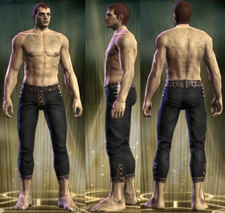 PvP R6 Cloth Pants Theurgist Male