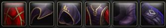 Conjurer's Items