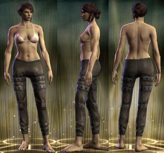 Privateer's Legs Female