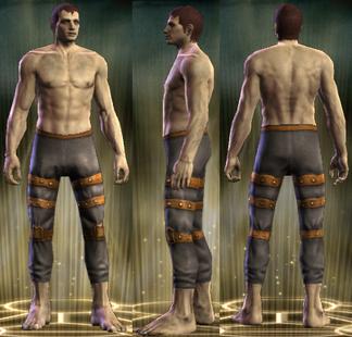 Rector's Legs Male