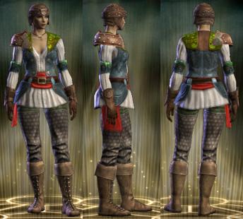 Agent's Set Female