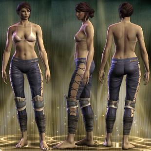 Prelate's Legs Female
