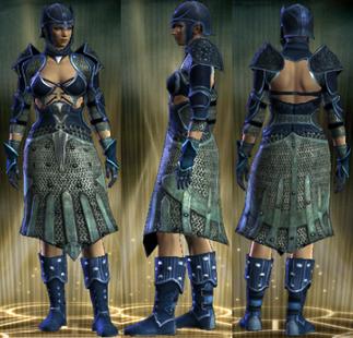 Bishop's Set Female