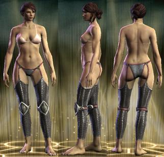 DRT Chain Legs Female
