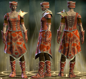 Savant's Set Female