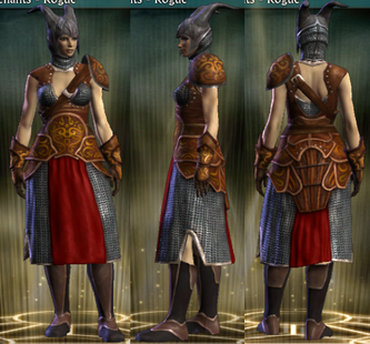 Physician's Set Female