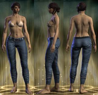 Squire Legs Female