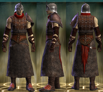 Outlaw's Set Male