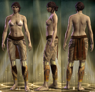 Mystic's Legs Female