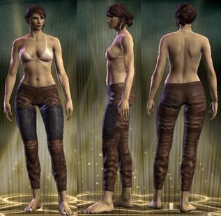Conjurer's Legs Female