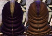 Leather Magenta Dye
