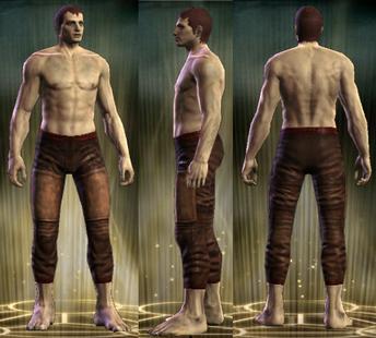 Bandit's Legs Male