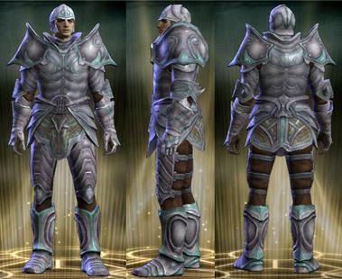 Silver Set Male