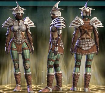 Ravager's Set Female