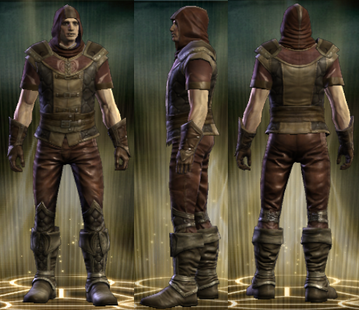 Freebooter's Set Male