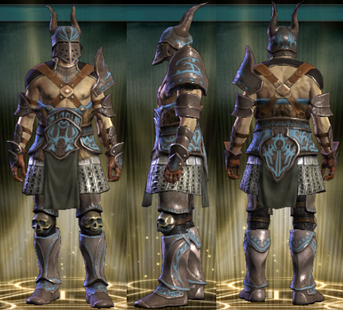 Brigand's Set Male