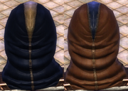 Leather Blue Dark Dye