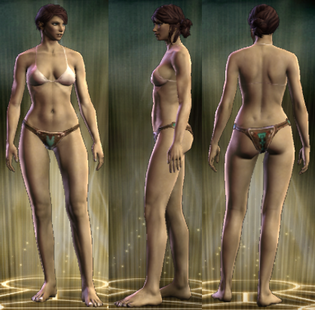 Heretic's Legs Female