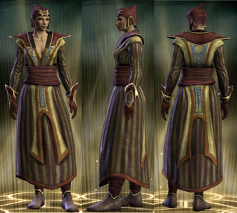 Alchemist's Set Female