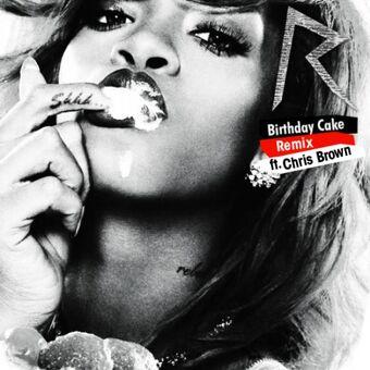 Swell Birthday Cake Song Rihanna Wiki Fandom Funny Birthday Cards Online Alyptdamsfinfo