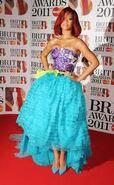 Rihanna Red Carpet 4