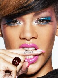 e162a42d35bb7 Rihanna's tattoos | Rihanna Wiki | FANDOM powered by Wikia