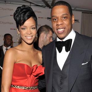 Rihanna-Jay-Z