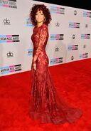 Rihanna Red Carpet 5