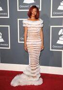 Rihanna Red Carpet 1