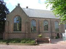 Noordzijde schip en kapel