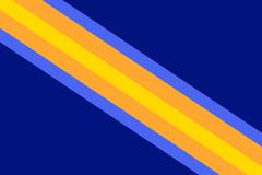 New rikutso flag