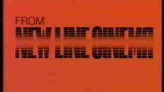 New Line Cinema- Original Logo with Fanfare