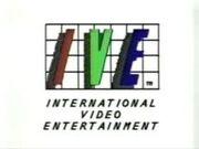 International Video Entertainment logo 1986
