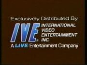 International Video Entertainment logo 1990