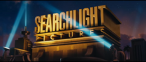 Searchlight Pictures 2020 logo