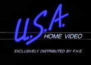 USA Home Video logo
